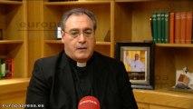 "Gil Tamayo: ""La Iglesia no se mueve por cuotas"""
