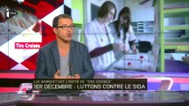 """L. Barruet de Solidarité Sida """"la pression médiatique autour du sida a baissé"""""""