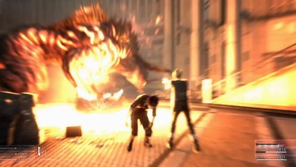 Trailer TGS 2013 de Final Fantasy XV