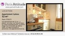 Appartement 1 Chambre à louer - Porte Maillot/Palais des Congrès, Paris - Ref. 6591