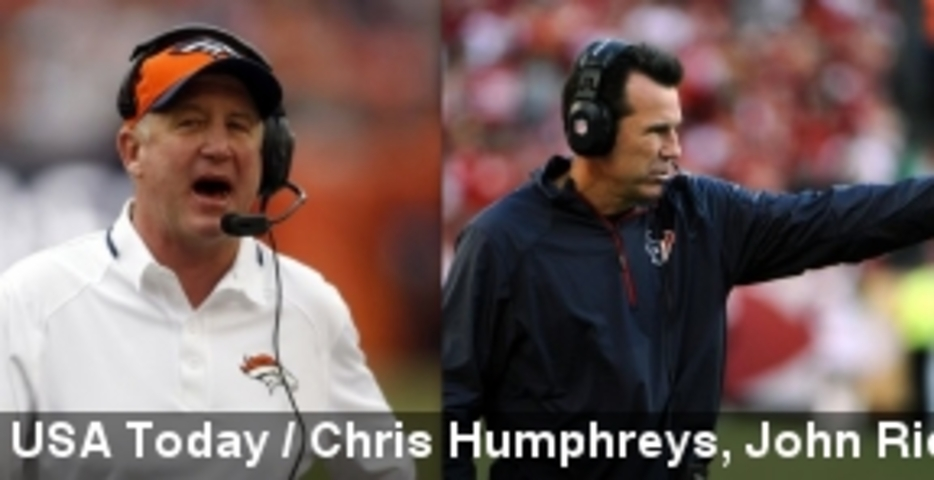 Two NFL Coaches Returning To Teams After Hospitalizations