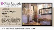 Appartement Studio à louer - Boulogne Billancourt, Paris - Ref. 5939