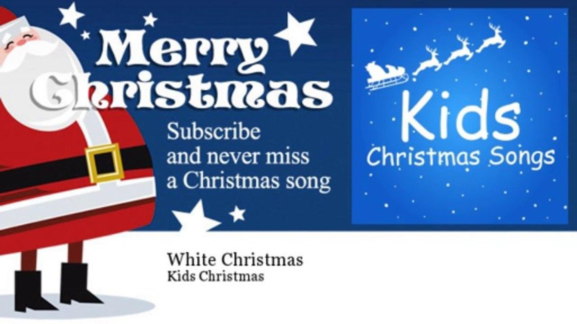 Kids Christmas - White Christmas