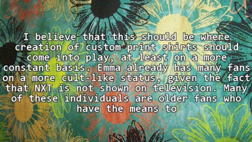 Custom Print Shirts: Can They Help Wrestlers?