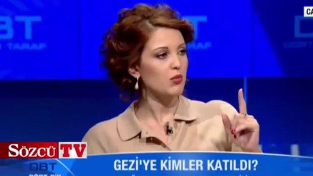 Nagehan Alçı: Gezi, Alevi ayaklanmasıdır