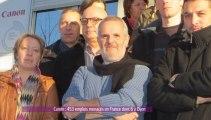 60 Secondes Info du 28 novembre 2013 : Les emplois menacés chez Canon et déplacement du DFCO à Nîmes.