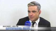 """EXTRAIT - Robbie Williams : """"Pendant des années j'ai été une star de pop égoïste"""""""