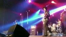 """NRJ Music Tour """"Leslie """" Sobri - J'attends """" (medley)"""" - Les arènes de Valenciennes - Concert Evergig Live - Son HD"""