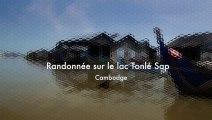 Randonnée sur le lac Tonlé Sap