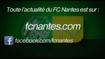 Olivier Veigneau avant EA Guingamp - FC Nantes