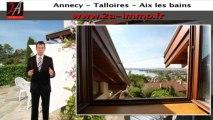 Maison appartement 5 pièces vue lac Annecy le Vieux