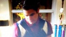 Glee 5x07 Sue Catches Blaine Stealing Puppet Kurt Scene