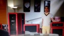 Glee 5x07 Blaine and Brad Talk Scene