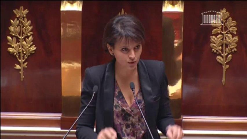 Abolition de la prostitution : discours de Najat Vallaud-Belkacem à l'Assemblée nationale