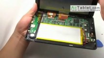 Touch Screen Replacement – Onda V811/V813/V811 Android Tablet Disassembly