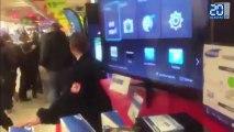 PS4: Ruées dans les magasins pour acheter la console next gen