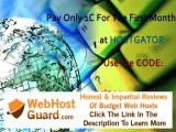 How to get1 Cent website hosting coupon code