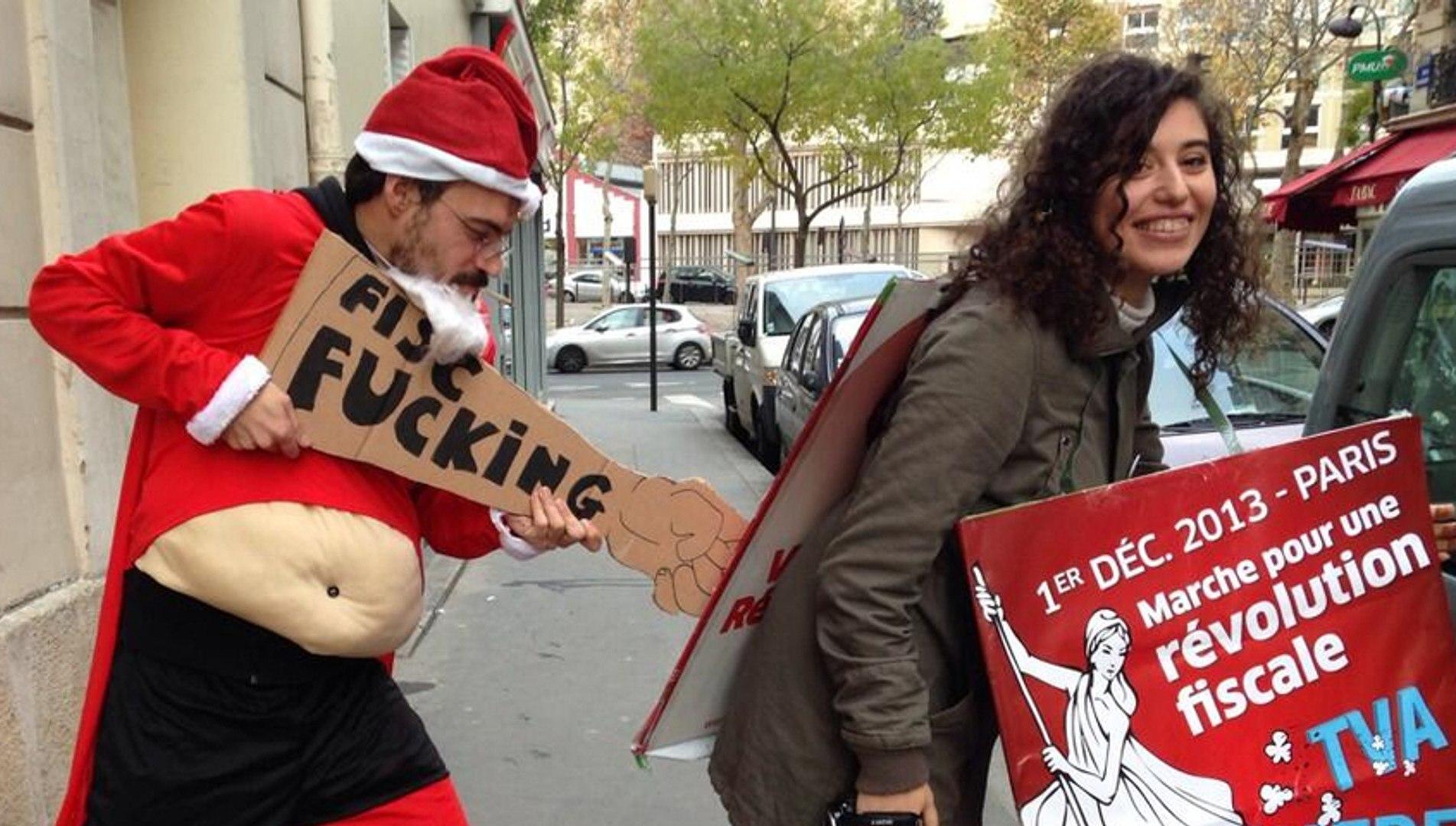 ZAPPING ACTU DU 29/11/2013 - Le Fisc Fucking du Front de Gauche