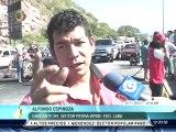 Vecinos del sector Piedra Verde en Barquisimeto exigieron instalación de tuberías de aguas blancas
