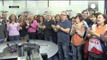 Spagna: chiusa la radio-televisione pubblica di Valencia