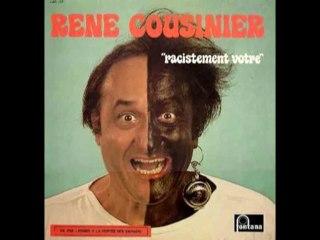 """René Cousinier """"C'est con d'être raciste"""" (1974)"""