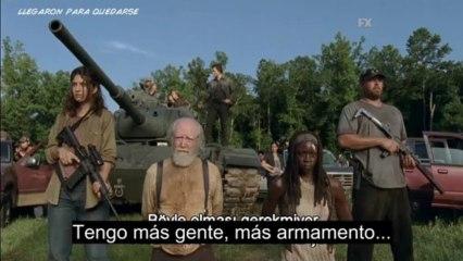 "The Walking Dead - 4x08 "" Too Far Gone"" : Sneak Peek 3 (Subtitulada)"