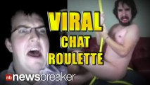 VIRAL CHATROULETTE: Man Parodies Miley Cyrus for Random Viewers on Video Chat Site