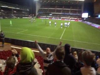 Pavel Pogrebnyak's goal away at Nottingham Forest 29/11/2013