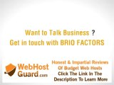 BRIO Factors - Web Design - Web Development - Hosting - Social Media - SEO