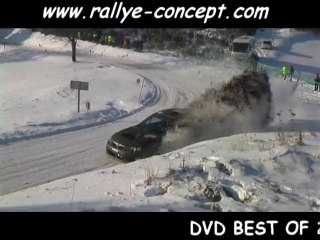 BEST OF 2013 [ Rallye Crash , Show and Mistakes ]