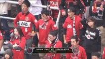 Sagan thrash Urawa