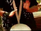 Video du groupe nimba percussion
