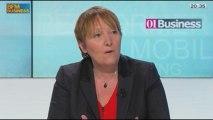 La veille stratégique des entreprises: Antoine Violet-Surcouf, Angélina Garreau et Corinne Jouanny, dans 01Business - 30/11 3/4