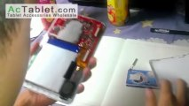 Touch Screen Replacement –  Vido Yuandao N70s Android Tablet Disassembly