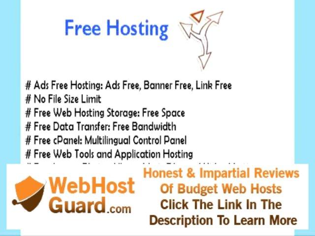 website hosting reviews