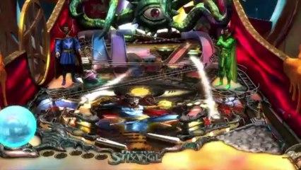 Doctor Strange Trailer de Zen Pinball 2