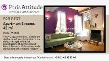 1 Bedroom Duplex for rent - Jardin des Plantes, Paris - Ref. 5903
