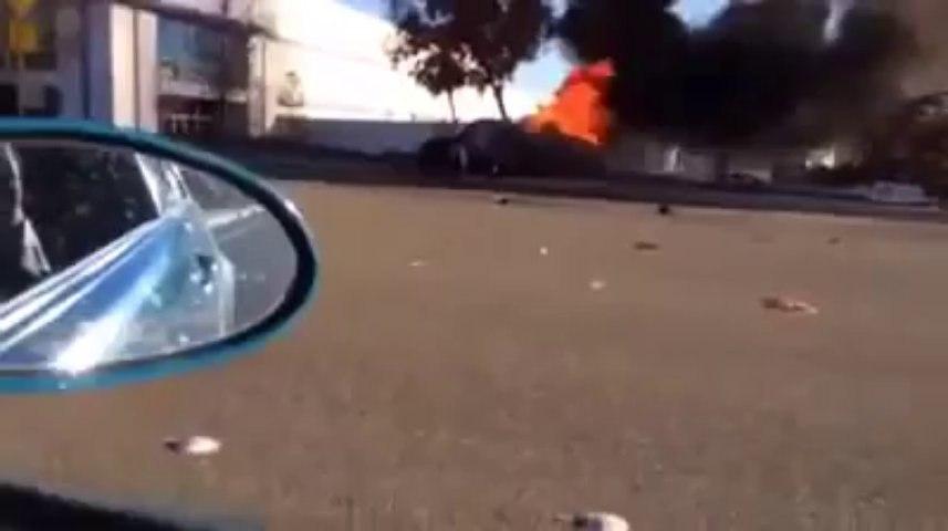 Paul Walker Dies In Car Accident