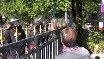 Bangkok (Thailande) 01:12:2013 Tentative de prise du Parlement 1