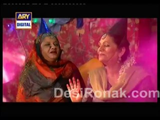 Quddusi Sahab Ki Bewah - Episode 126 - December 1, 2013 - Part 4