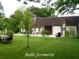 Immobilier Yonne 89 - Résidence secondaire Yonne - Agence Charny Immobilier®  - Fermette + Maison d'amis  à vendre  secteur La Ferté Loupière