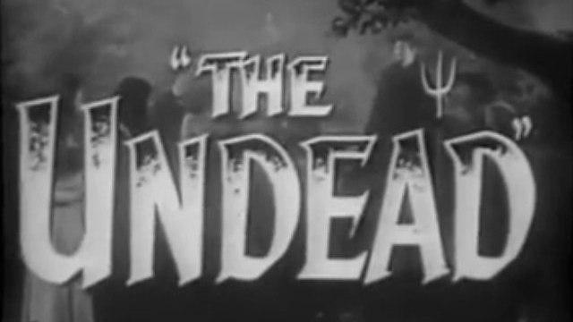 La No Muerta (The Undead) (Roger Corman, EEUU, 1957) - Trailer