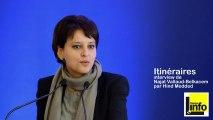 Najat Vallaud-Belkacem, Itinéraires sur France Info