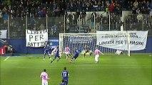 But Milos KRASIC (49ème) - SC Bastia - Evian TG FC - (2-0) - 01/12/13 (SCB - ETG)
