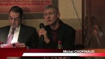 Débat « Courbevoie 3.0 » sécurité – avec Michel Chopinaud et Arash Derambarsh