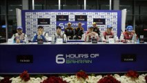 6 Hours of Bahrain Post Race Press Conference - Top 3 Crews