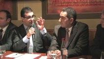 Débat « Courbevoie 3.0 » sécurité – avec Arash Derambarsh et Mohamed Douhane