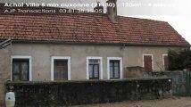 Vente - maison/villa - 5 min auxonne (21130)  - 120m²