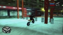 Grand Theft Auto: Liberty City Stories - Biker Heat (HD)