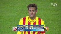 Résumé beIN SPORT : Bilbao (1-0) FC Barcelone